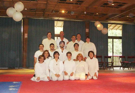 Masajes gratuitos a la comunidad en el jard n japon s for Jardin japones cursos